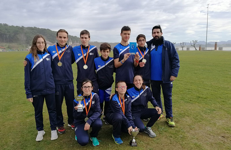 campeonato espanol campo traves