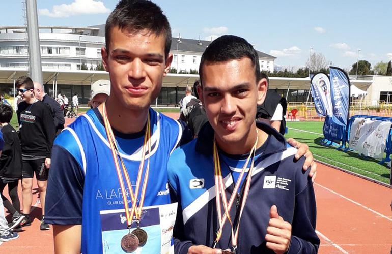 campeonato atletismo paralimpico