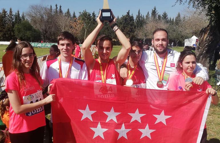 campeonato espanol cross