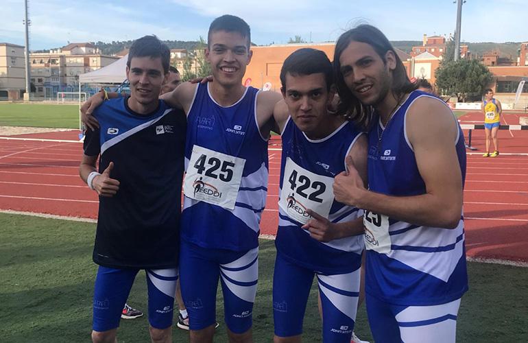 campeonato atletismo espana