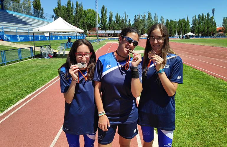 atletismo adaptado espana