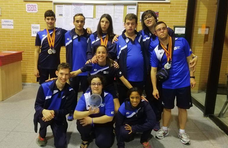 campeonato natacion espana
