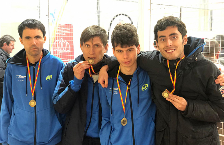 campeonato espana padel