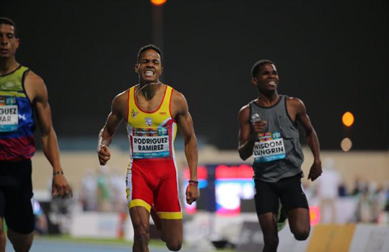 atletismo paralimpico dubai 2019