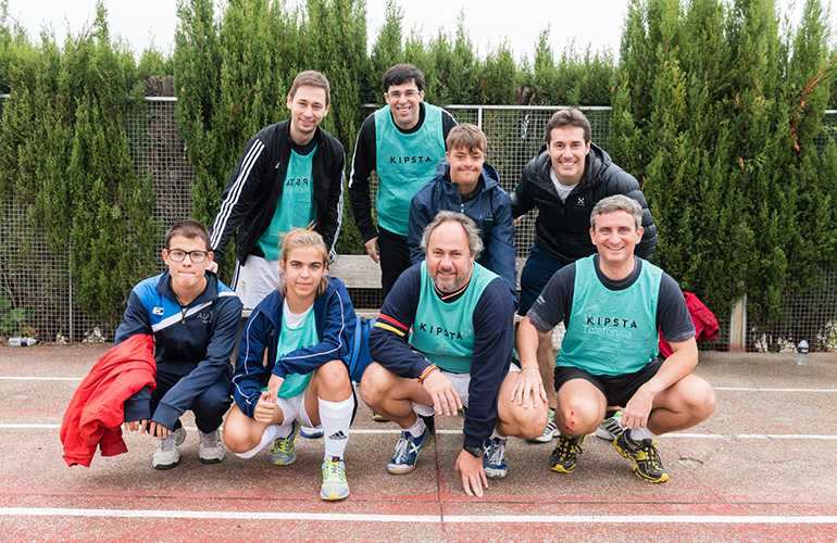 olimpiada inclusiva fundacion alapar
