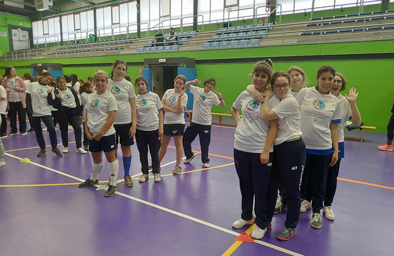 Semana europea deporte femenino
