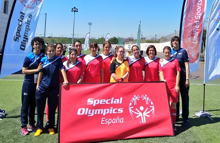 futbol 7 unificado femenino