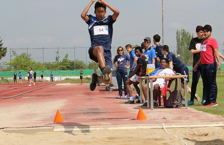 campeonato atletismo santa ana